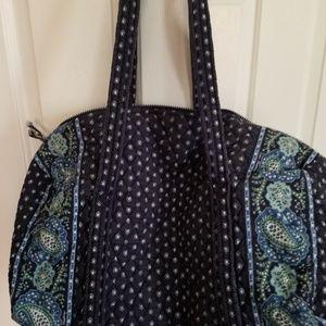 Vera Bradley Small Duffel Travel Bag